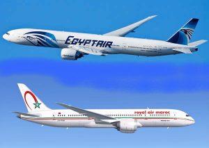 Royal Air Maroc Et Egyptair Se Marient